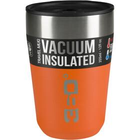 360° degrees Vacuum Travel Mug Regular 355ml, pumkin